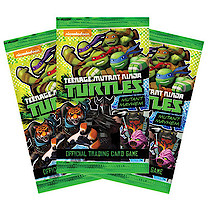 Teenage Mutant Ninja Turtles Mutant Mayhem Trading Cards Pack