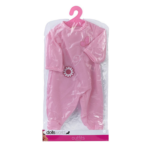 Image of Dolls World Outfit - Butterfly Baby Grow