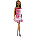 Barbie Fashionista Doll - Pink Dress
