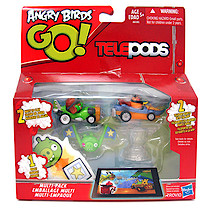 Angry Birds Go! Telepods Playset