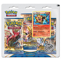 Pokemon XY9 Break Point Triple Booster Pack - Pyroar