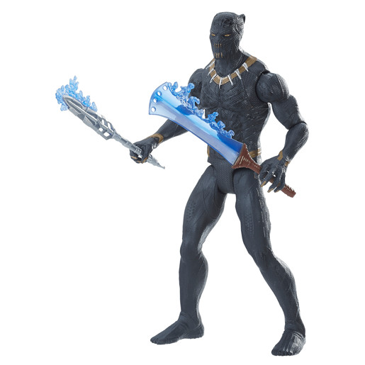 Marvel Black Panther 15cm Action Figure - Erik Killmonger