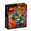 LEGO Super Heroes Mighty Micros: Hulk vs. Ultron - 76066