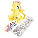 My Little Pony Fluttershy Backpack w. Colouring Accessories