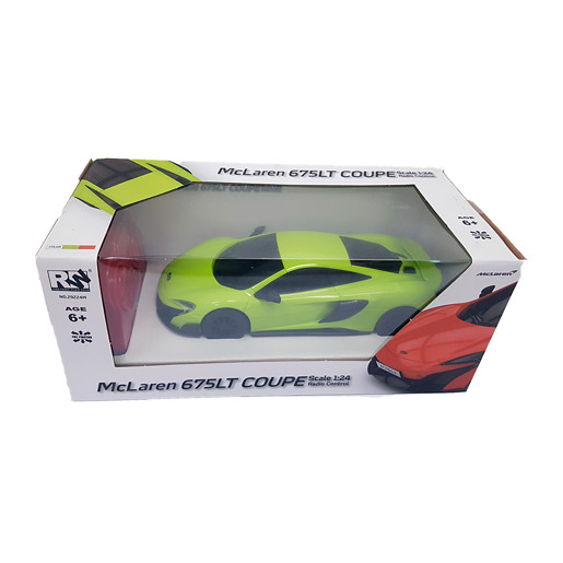 McLaren Green Remote Control Car - Green