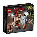 LEGO The Ninjago Movie Spinjitzu Training 70606