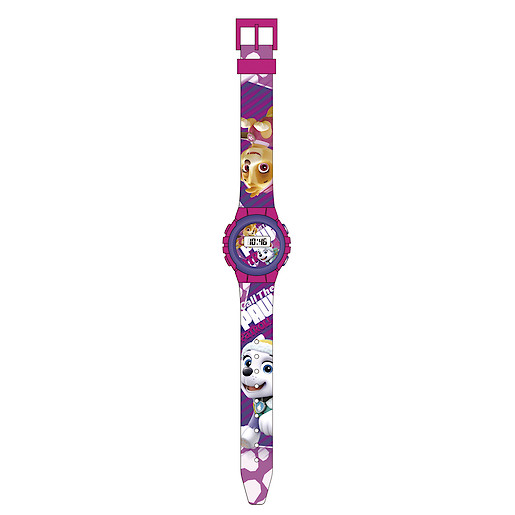 Paw Patrol Digital Watch - Pink and Purple