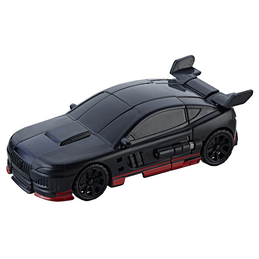 Transformers: The Last Knight 1-Step Turbo Changer Figure - Autobot Drift