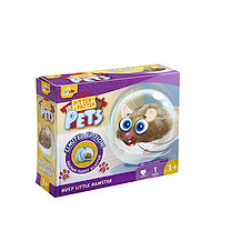 Pitter Patter Pets Busy Little Hamster - Brown