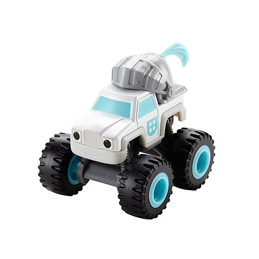 Image of Fisher-Price Blaze and the Monster Machines Die Cast Vehicle - Knight Truck