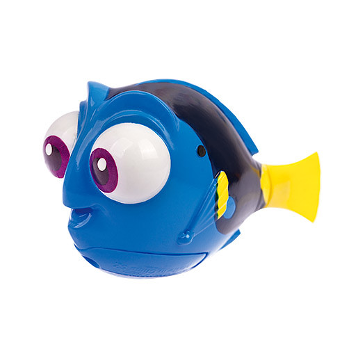 Image of Disney Pixar Finding Dory Swimming Baby Dory Figure