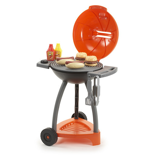 Little Tikes Sizzle Serve Grill Playset