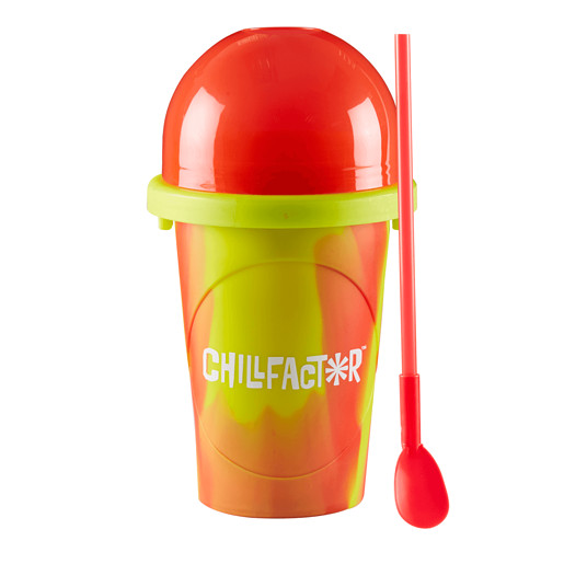 Chillfactor Splash Slushy Maker - Red and Green