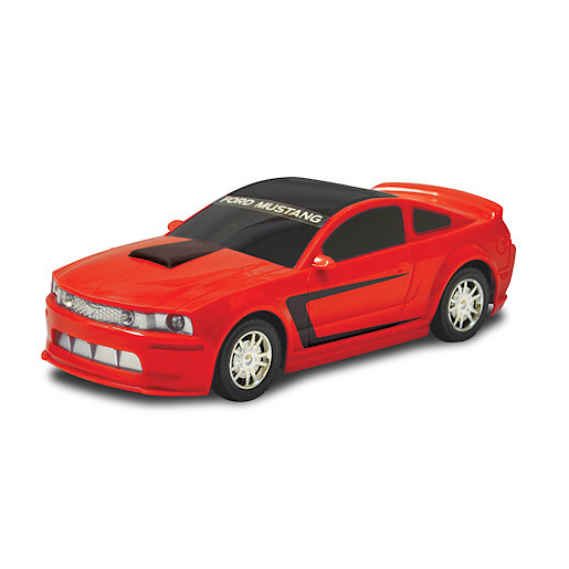 Image of 1:24 Friction Powered Mustang