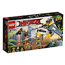 LEGO The Ninjago Movie Manta Ray Bomber 70609