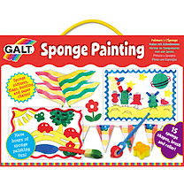 Galt Sponge Painting Art Set