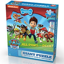 Paw Patrol Giant Floor Puzzle - (46 Pieces)