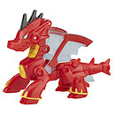 Playskool Heroes Transformers Rescue Bots Mini-Con - Drake the Dragon Bot