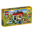 LEGO Creator Modular Poolside Holiday - 31067