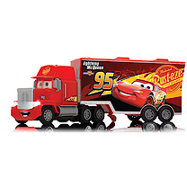 Disney Cars 3 RC Turbo Racer Mack Truck 1:24
