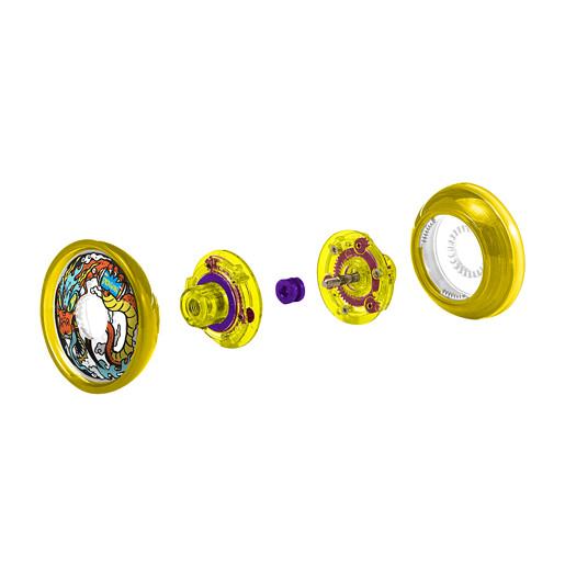 Hyper Cluster Yo Yo Starter Pack   Yellow Stamina/Control A