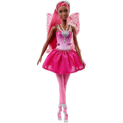 Barbie Kingdom Dreamtopia - Sparkle Mountain Fairy Doll