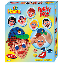 Hama Funny Faces