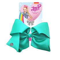 JoJo Siwa 20cm Signature Bow And Necklace Set -Mint Green