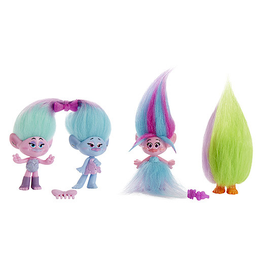 DreamWorks Trolls Poppys Fashion Frenzy Figure Set