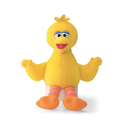Sesame Street 25cm Soft Toy - Big Bird