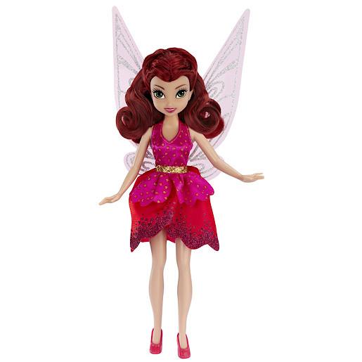 Disney Fairies Classic Fashion 23cm Doll - Rosetta