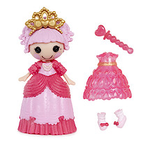 Mini Lalaloopsy Doll- Princess Jewel