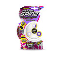 Finger Spinz Glitter Storm Toy with Accessories - Yellow