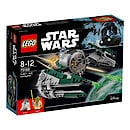 LEGO Star Wars Yoda's Jedi Starfighter - 75168