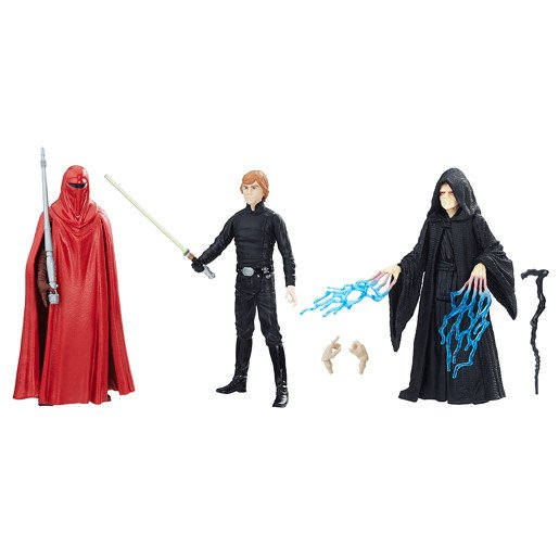 Star Wars Return of The Jedi Action Figure Pack
