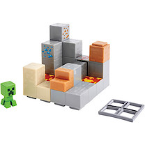 Minecraft Mini Figure Environment Set - Drawbridge