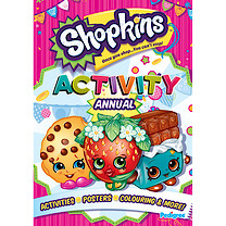 Shopkins Activity Book
