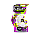Finger Spinz Neon Transparent Toy with Accessories - Yellow