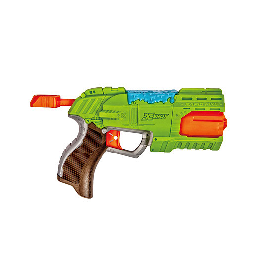 X-Shot Bug Attack Rapid Fire Blaster