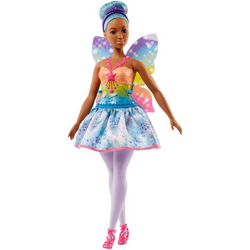 Barbie Fairy Doll - Blue Hair