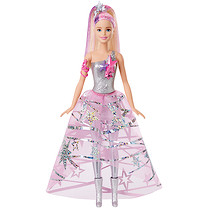 Barbie Star Light Adventure Gown Doll