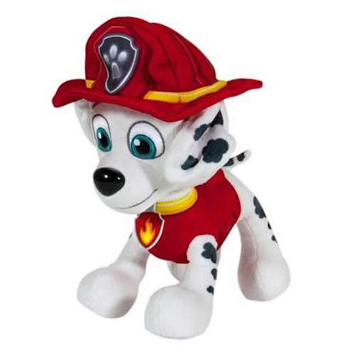 Paw Patrol 25cm Marshall Soft Toy