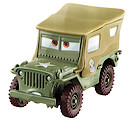 Disney Pixar Cars 3 Sarge Die-Cast