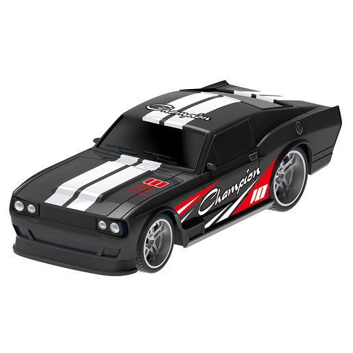 RC 1:24 Famous Racing Car - Black