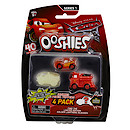 Disney Pixar Cars 3 Ooshies 4 Pack (Styles Vary)