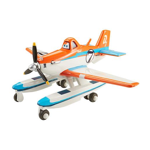 Image of Disney Planes 2 Die Cast Vehicle Pontoon Dusty