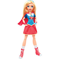 DC Super Hero Girls Fashion Core Action Doll - Supergirl