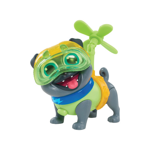Puppy Dog Pals On A Mission Light Up Figure - Helicopter Bingo
