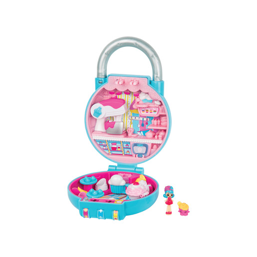 Shopkins Lil Secrets Shop n Lock - Great Bakes Cupcakes