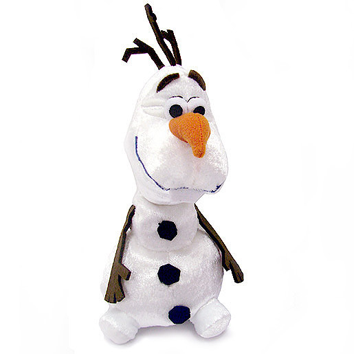 Disney Frozen - 20cm Talking Olaf Soft Toy